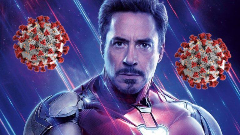 Kako bi Iron Man riješio Koronavirus, prema komičaru i voditelju Stephenu Colbertu