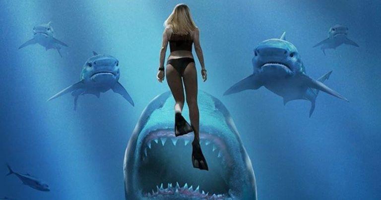 Trailer: Deep Blue Sea 3 (2020)