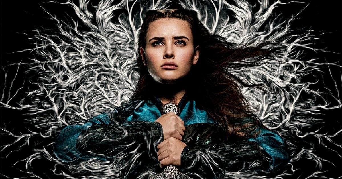 Katherine Langford drži Excalibur u prvim slikama iz Netflix serije 'Cursed'