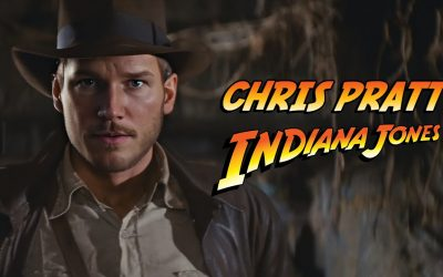 Chris Pratt je Indiana Jones u novom 'deepfake' videu
