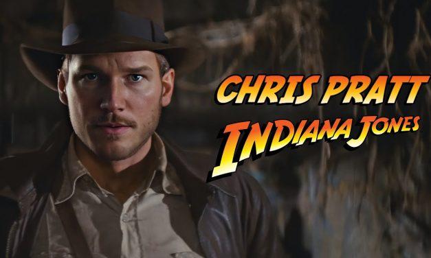 Chris Pratt je Indiana Jones u novom 'deepfake' videu