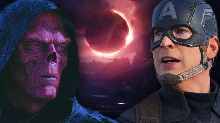 Red Skull glumac želi Avengers: Endgame spin-off s Captain America kako vraća kamenje