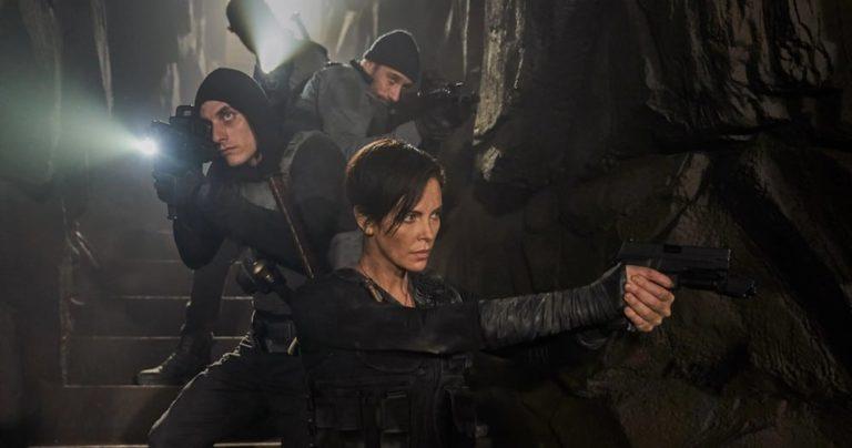 Charlize Theron je vječni ratnik u prvom Teaseru Netflixovog filma 'The Old Guard'