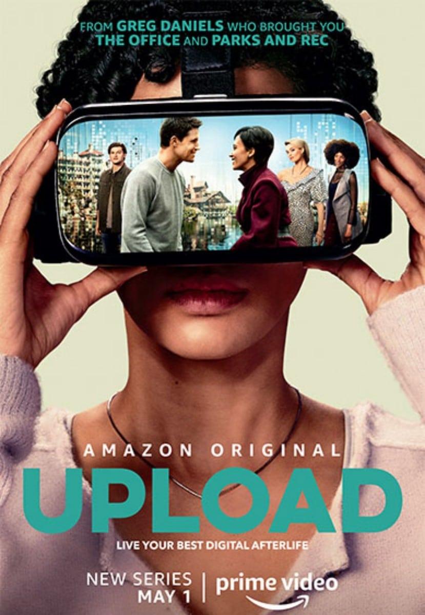 Recenzija: Upload (2020-)
