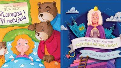 Čitanjem slikovnica odgajamo djecu koja će sutra voljeti knjige