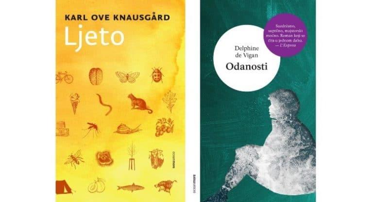 """Naklada OceanMore objavila je dva nova romana """"Ljeto"""" i """"Odanosti"""""""