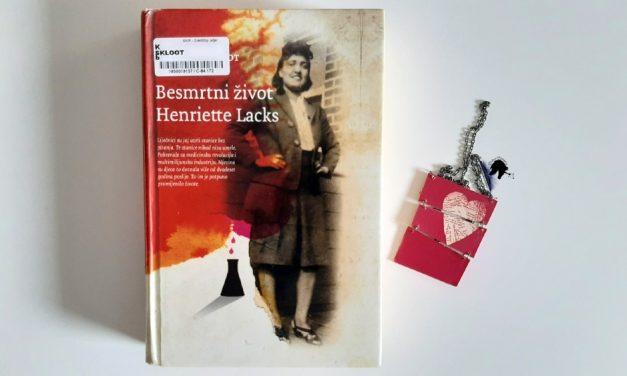 Recenzija knjige: Besmrtni život Henriette Lacks
