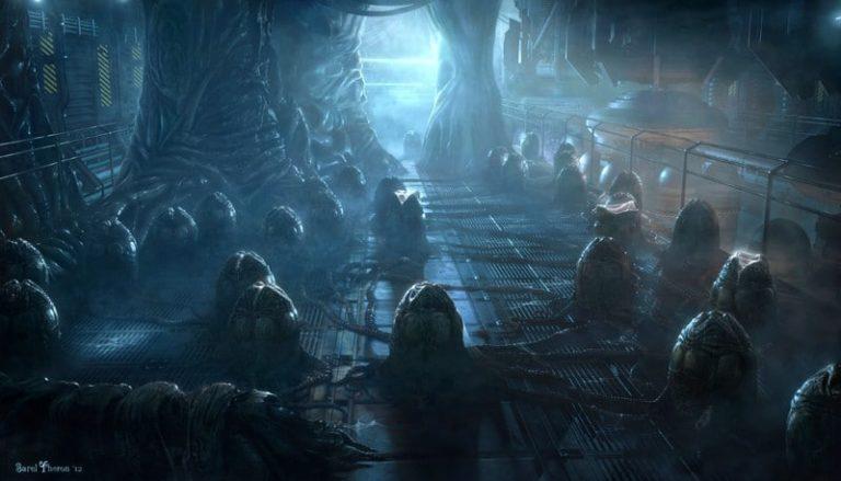 Alien: Covenant bi napokon odgovorio na misteriju iza originalnih Xenomorph jaja
