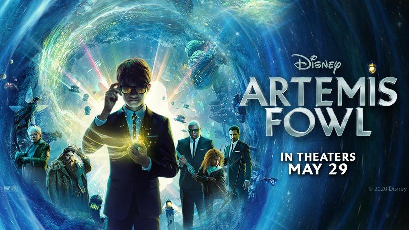 Recenzija: Artemis Fowl (2020)