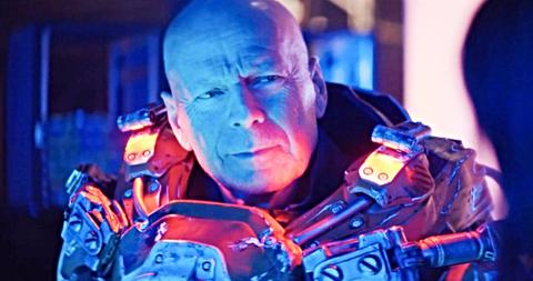 Prvi pogled na Bruce Willisa u nadolazećem ratnom SF filmu 'Cosmic Sin'