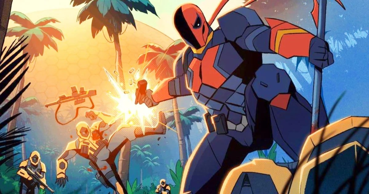 Trailer: Deathstroke: Knights & Dragons – The Movie (2020)