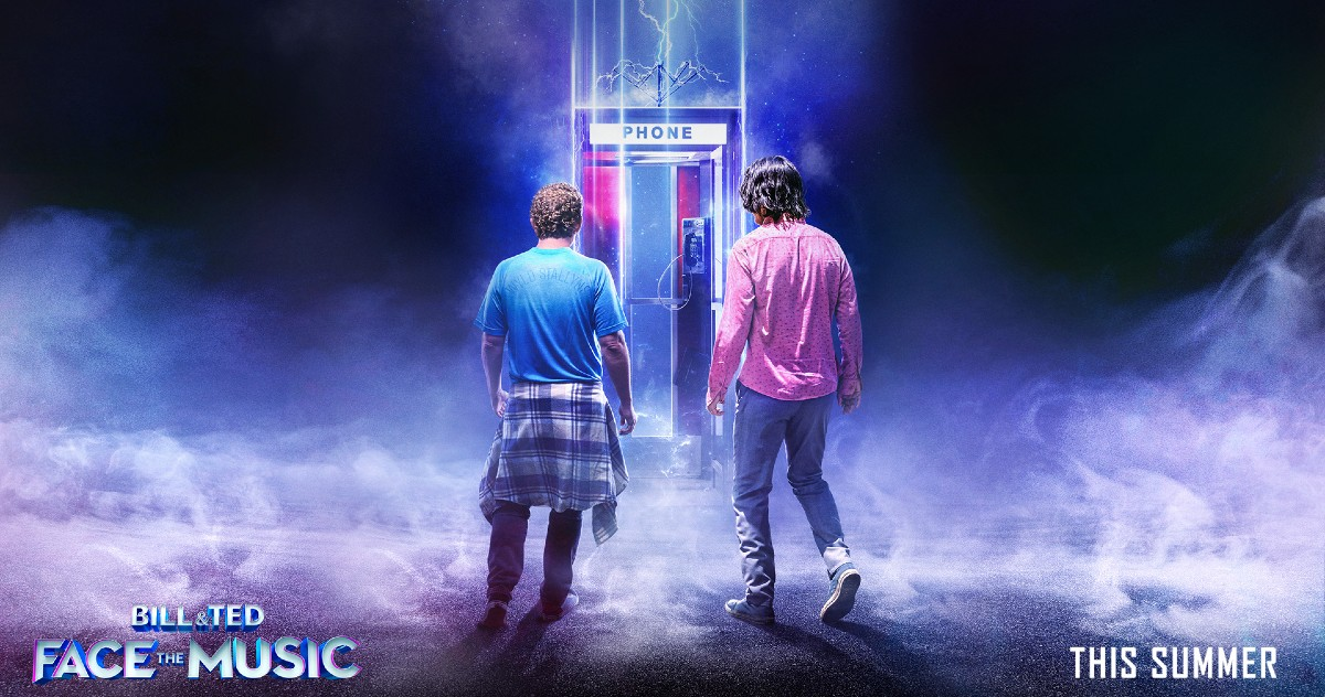 Trailer: Bill & Ted Face the Music (2020)