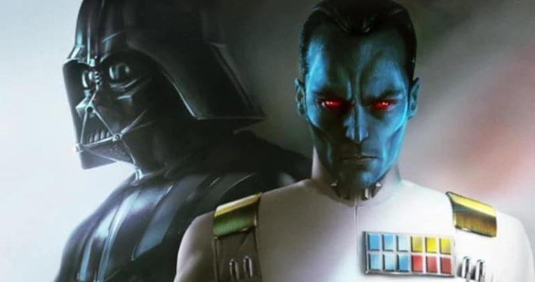 Dolazi li napokon Grand Admiral Thrawn u live-action Star Wars projekt?