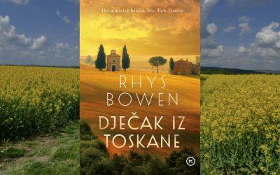 """Mozaik knjiga s ponosom predstavlja povijesni roman """"Dječak iz Toskane"""""""