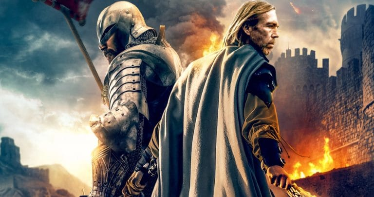 'Arthur & Merlin: Knights of Camelot' ekskluzivni video iz filma u kojem Arthur susreće Guinevere