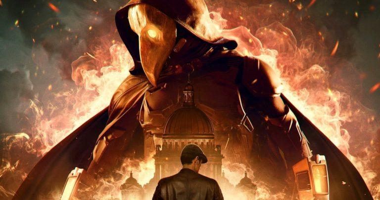 Trailer: Mayor Grom: Chumnoy Doktor (Major Grom: Plague Doctor, 2020)