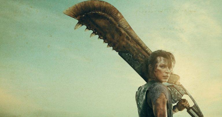 Monster Hunter -stigla nova slika iz filma i poster s Millom Jovovich