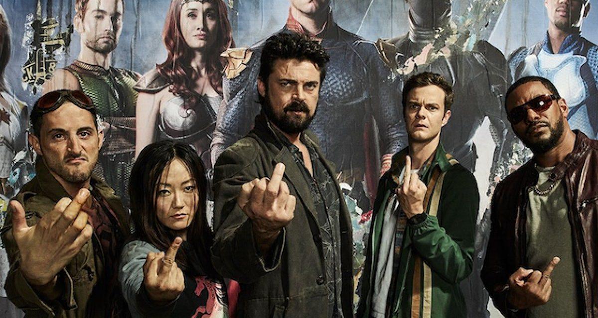 """Druga sezona nasilne superherojske serija """"The Boys"""" dobila datum izlaska"""