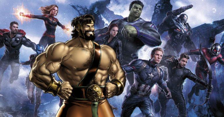 Hercules će navodno imati debi u nadolazećem projektu Marvelovog Filmskog Svemira