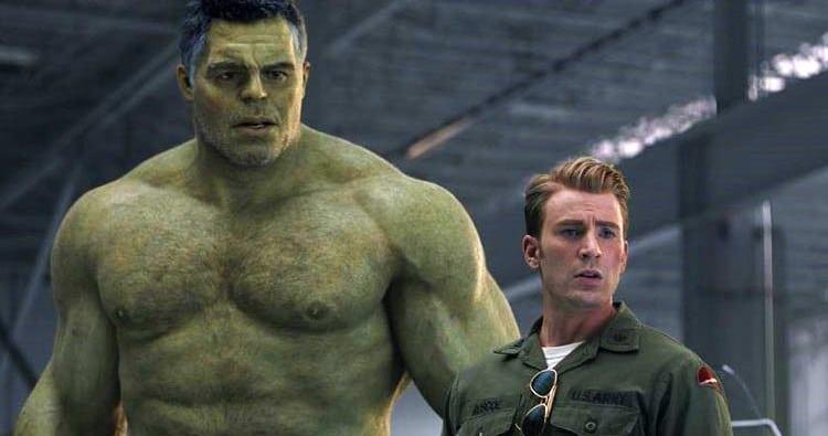 Mark Ruffalo podijelio novu odličnu 'Avengers' sliku iza kulisa za Chris Evansov rođendan