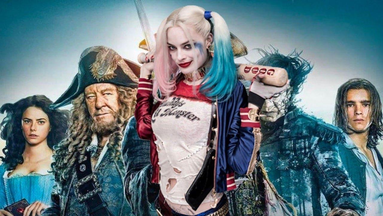 Margot Robbie će glumiti u novom Pirates of the Caribbean filmu za Disney + još jedan u izradi