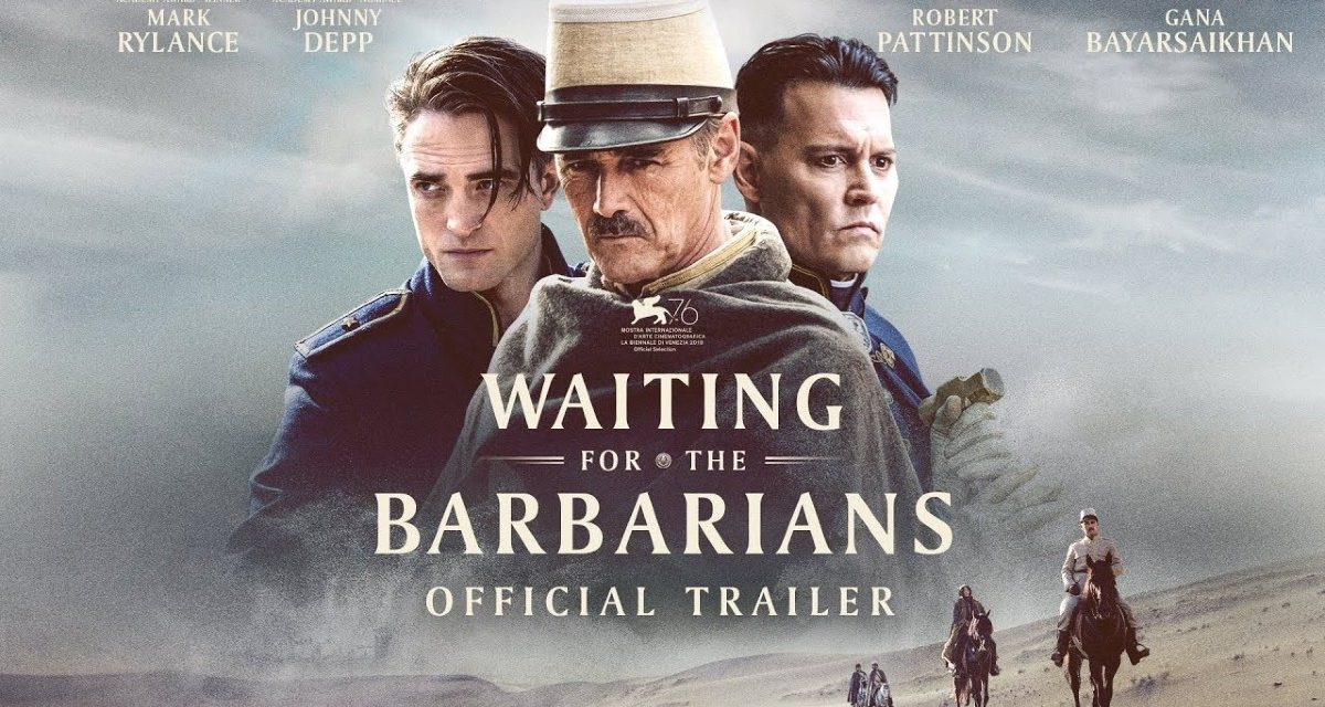 Trailer: Waiting for the Barbarians (2020)
