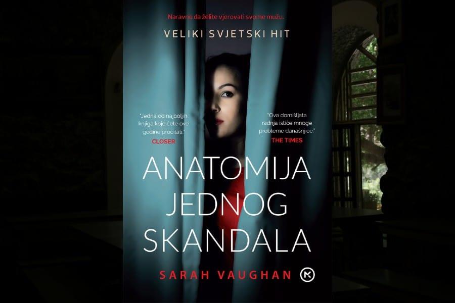 Mozaik knjiga predstavlja: Sarah Vaughan – Anatomija jednog skandala