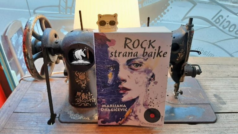 Recenzija knjige: Rock strana bajke
