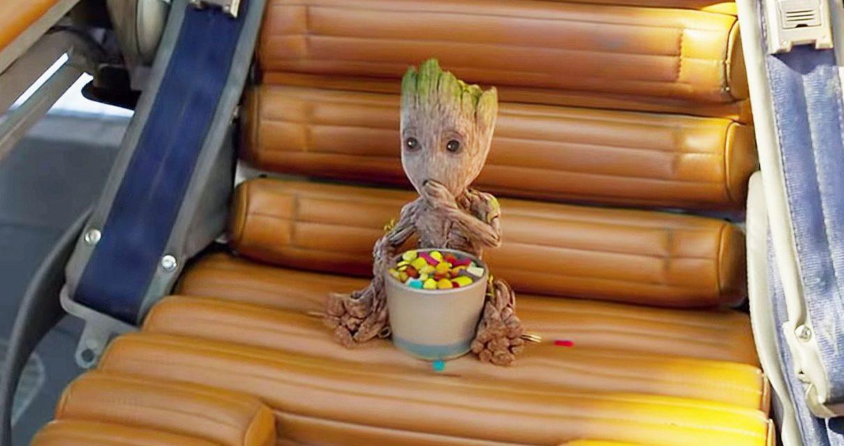 Guardians of the Galaxy redatelj James Gunn povrdio Baby Groot teoriju