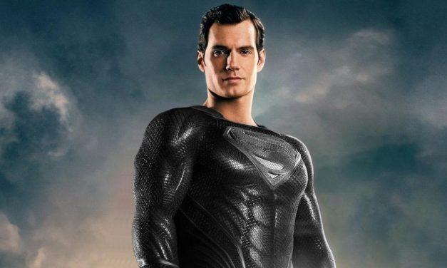 Justice League Snyder Cut: Objavljen klip sa Supermanom u crnom odijelu, ali i datum izlaska prvog trailera