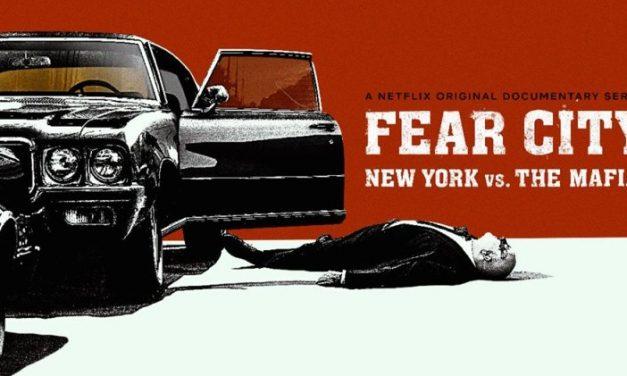 Trailer: Fear City: New York vs the Mafia (2020)