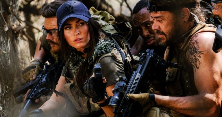 Trailer: Rogue (2020)