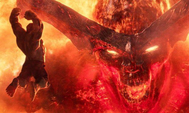 Thor: Ragnarok konceptna umjetnost daje još strašniji pogled na Surturove vatrene demone
