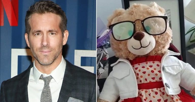 Ryan Reynolds ponudio nagradu od $5,000 za ukradenog medu koji sadrži srceparajuću snimku