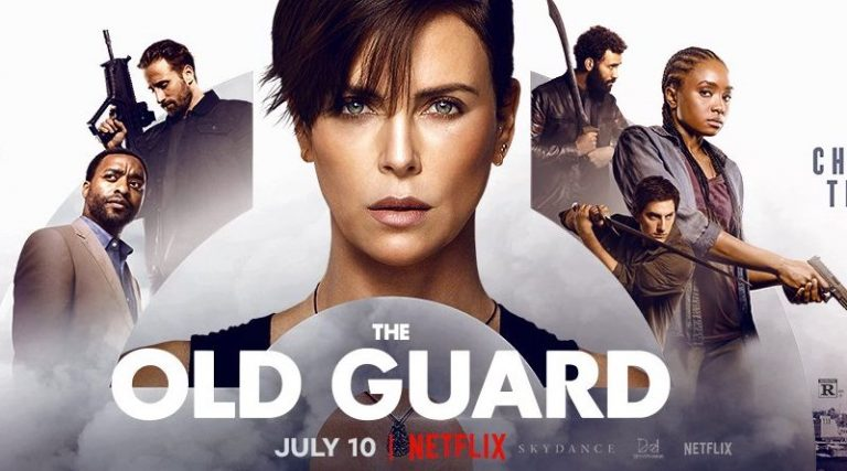 Recenzija: The Old Guard (2020)