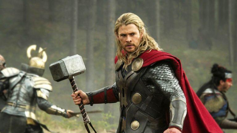 The Avengers originalni konceptni dizajn dao je Thoru 'bikerski' izgled