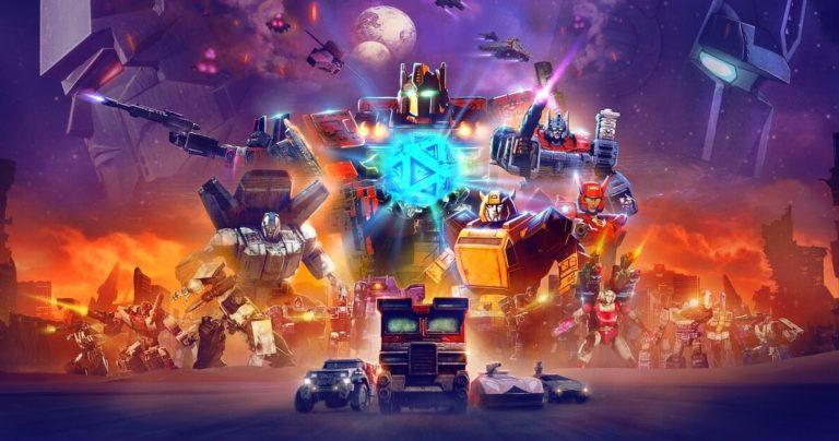 Trailer: Transformers: War for Cybertron Trilogy – Earthrise (2020-)