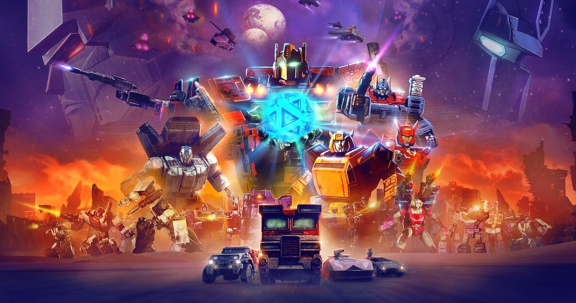 Trailer: Transformers: War for Cybertron Trilogy – Earthrise (2020-)