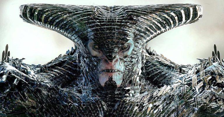 Zack Snyder podijelio prvi pogled na svog Steppenwolfa i on je zaista zastrašujuć