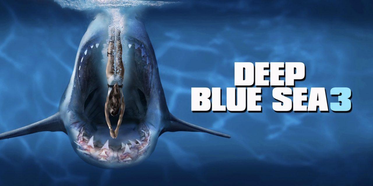 Recenzija: Deep Blue Sea 3 (2020)