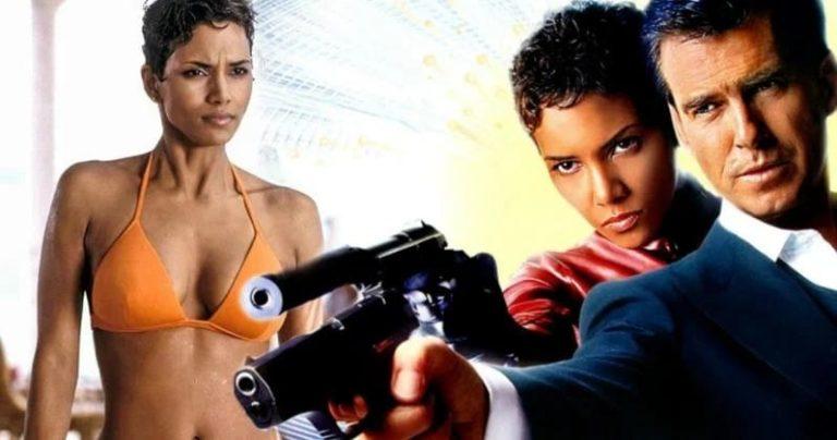 Halle Berry ponovno stvara svoj ikonični James Bond bikini trenutak, 18 godina kasnije
