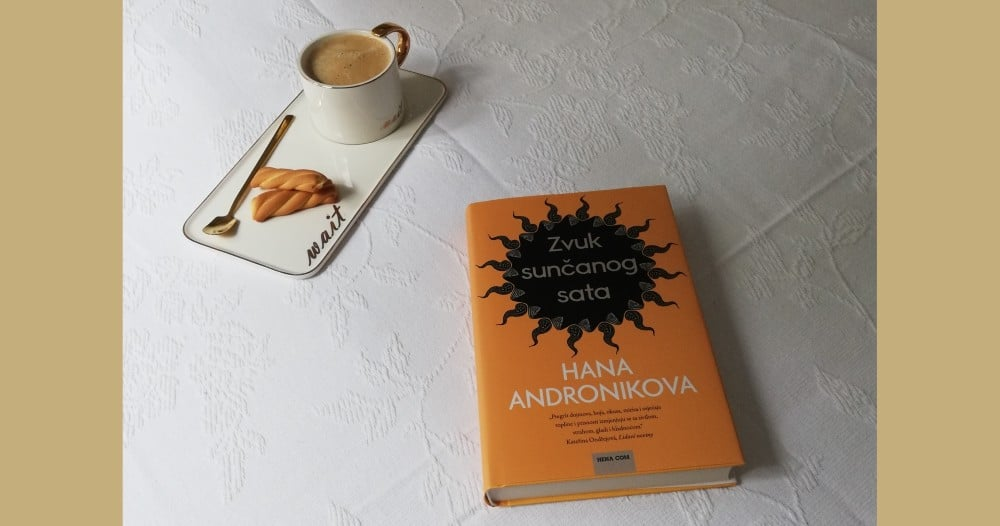 Recenzija knjige: Zvuk sunčanog sata