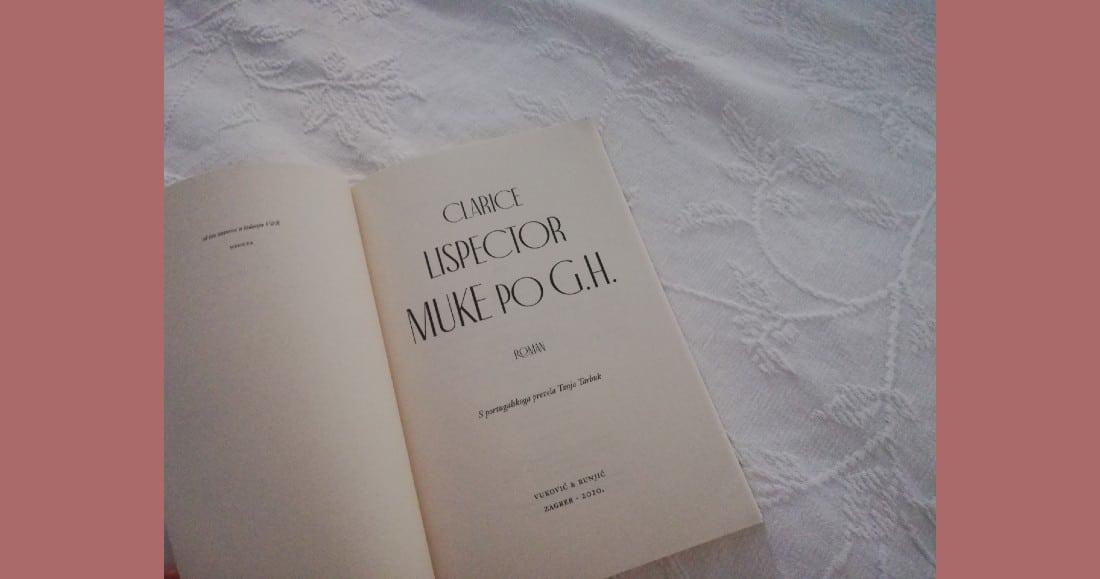 Recenzija knjige: Muke po G. H.