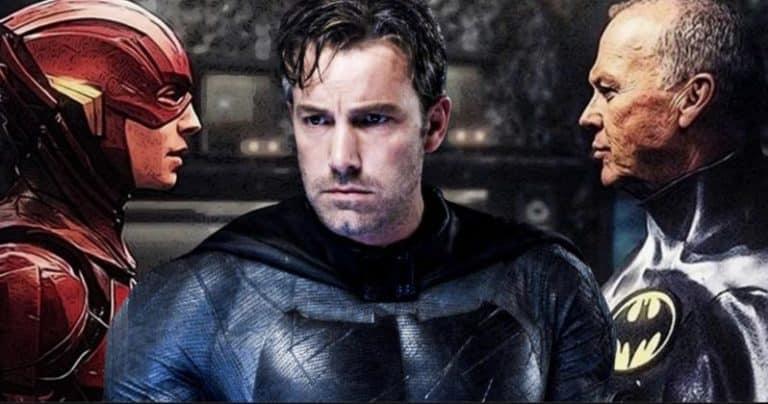 The Flash film će biti posljednja Ben Affleckova uloga Batmana