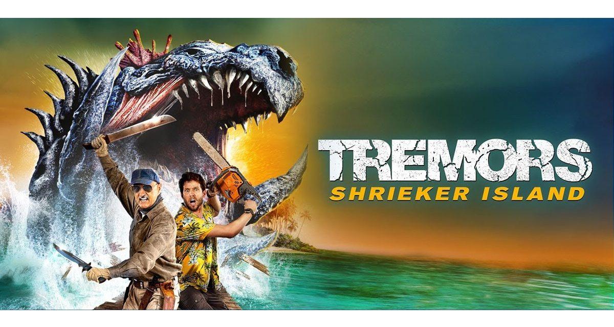Trailer: Tremors: Shrieker Island (2020)