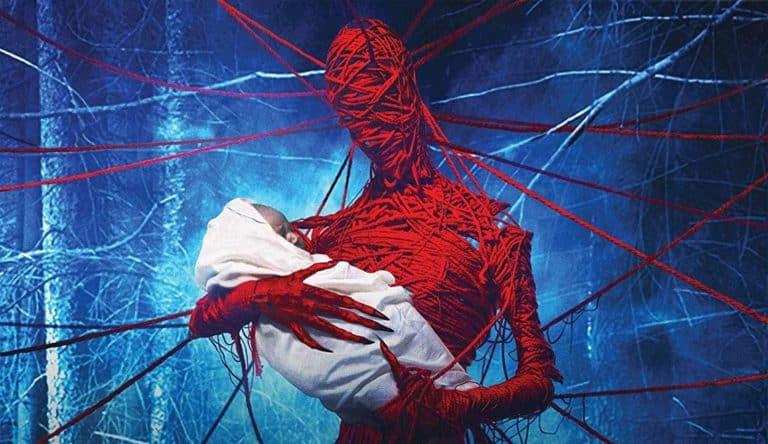 Trailer: Baba Yaga: Terror of the Dark Forest (2020)