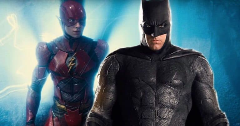 Ben Affleck se službeno vraća kao Batman u Ezra Millerovom 'The Flash' filmu
