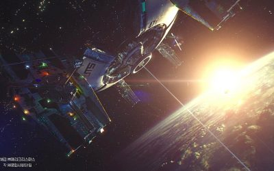 Trailer: Space Sweepers (2020)