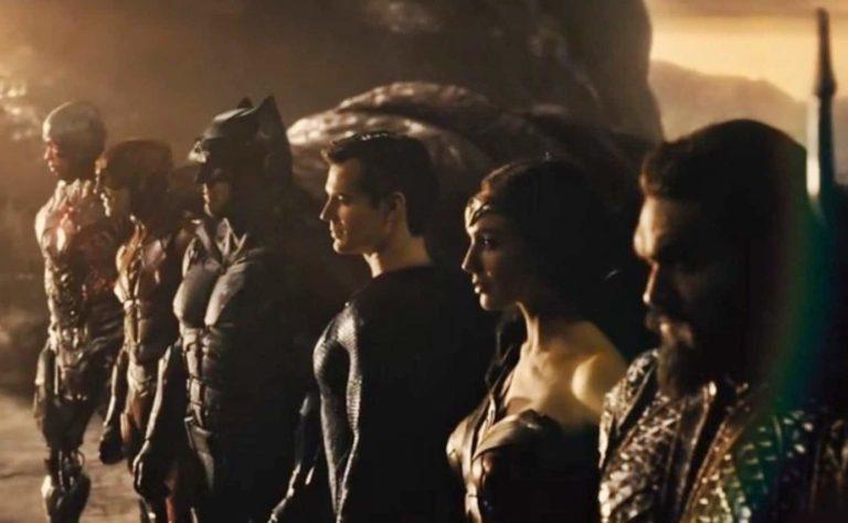 Trailer: Justice League Snyder Cut
