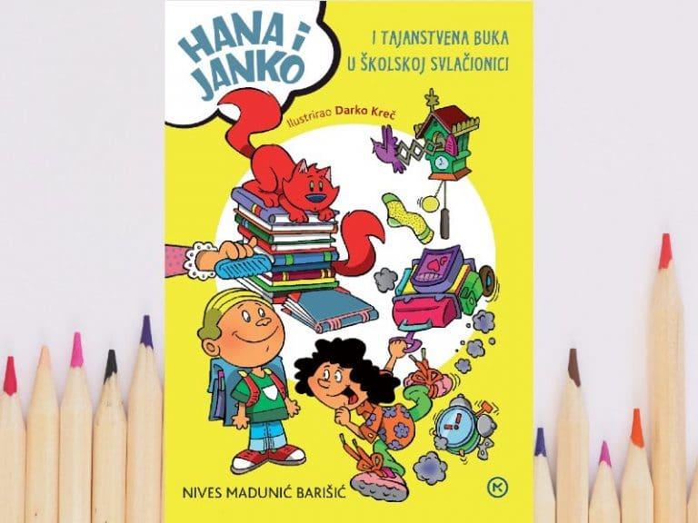 Novi serijal dječjih romana nagrađivane domaće autorice